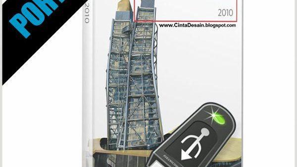 Download Auto Cad 2007, 2008, 2010 Portable – Chạy luôn không cần Cài đặt