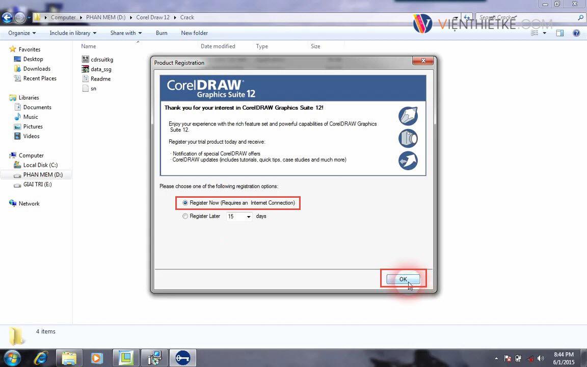 Download Corel Draw X 12 Portable