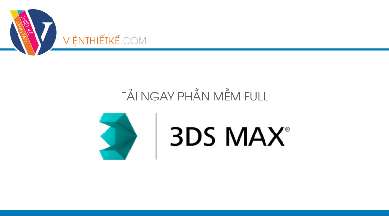 Download phần mềm 3DS Max 2016