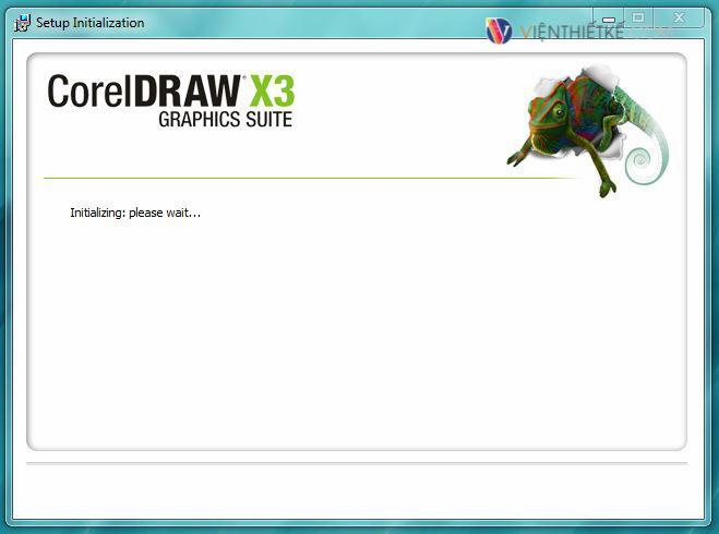 Hướng dẫn tải và cài đặt Corel DRAW X3 Full Crack