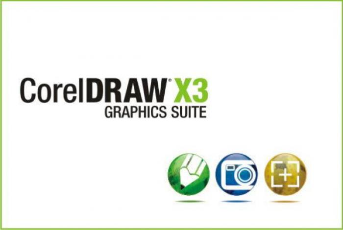 Download Corel DRAW X3