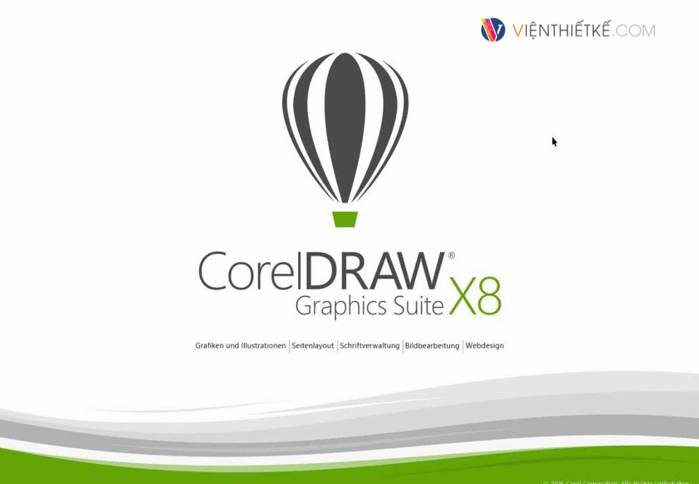 Download Corel DRAW X8