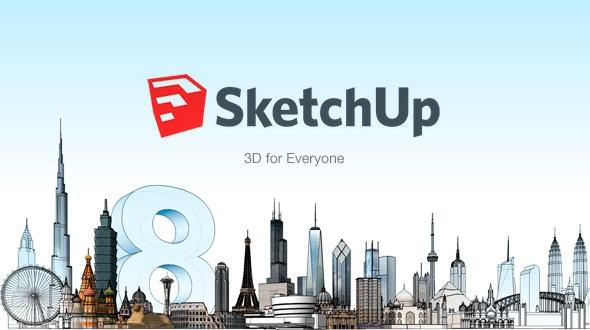 SketchUp 8 - Download SketchUp 8