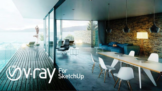 Vray Sketchup - Download Vray for Sketchup