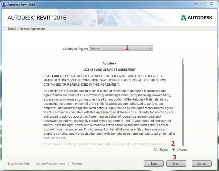 Download Revit 2016 Full Tai Va Cai Dat Autodesk Revit Architecture 2016 4
