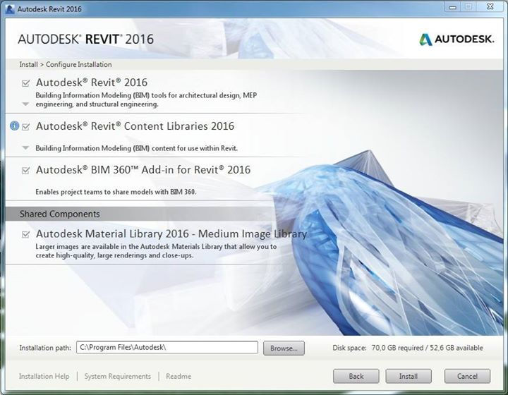 Download Revit 2016 Full Tai Va Cai Dat Autodesk Revit Architecture 2016 6